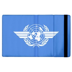 Flag Of Icao Apple Ipad 2 Flip Case by abbeyz71
