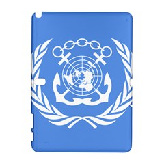 Flag Of International Maritime Organization Samsung Galaxy Note 10 1 (p600) Hardshell Case