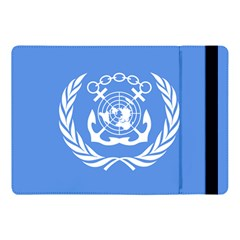 Flag Of International Maritime Organization Apple Ipad Pro 10 5   Flip Case