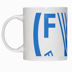 Logo Of Food And Agriculture Organization White Mugs