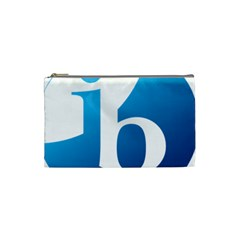 International Baccalaureate Logo Cosmetic Bag (small)