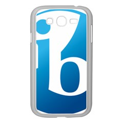 International Baccalaureate Logo Samsung Galaxy Grand Duos I9082 Case (white)