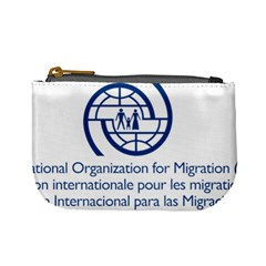 Logo Of International Organization For Migration Mini Coin Purse