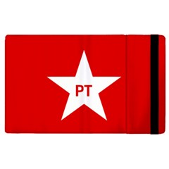Flag Of Brazil Workers Party Ipad Mini 4