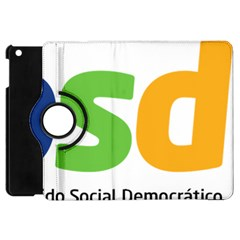 Logo Of Brazil Social Democratic Party Apple Ipad Mini Flip 360 Case by abbeyz71