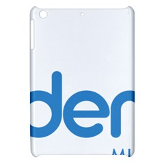 Logo Of Brazil National Labour Party Apple Ipad Mini Hardshell Case