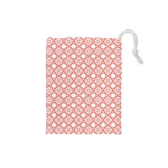 The Web  Drawstring Pouch (small)