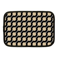 Between Circles Netbook Case (medium) by TimelessFashion