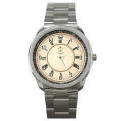 Bird Cage Watch Sport Metal Watch by TimelessFashion