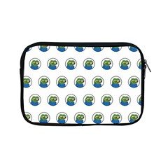 Apu Apustaja With Banana Phone Wall Eyed Pepe The Frog Pattern Kekistan Apple Ipad Mini Zipper Cases