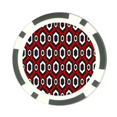 Decorative Pattern Poker Chip Card Guard
