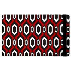 Decorative Pattern Apple Ipad 2 Flip Case