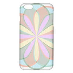 Flower Stained Glass Window Symmetry Iphone 6 Plus/6s Plus Tpu Case
