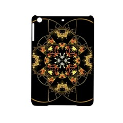 Fractal Stained Glass Ornate Ipad Mini 2 Hardshell Cases