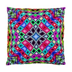 Kaleidoscope Pattern Sacred Geometry Standard Cushion Case (one Side)