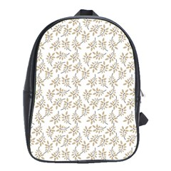 Just Leaves School Bag (xl) by TimelessFashion