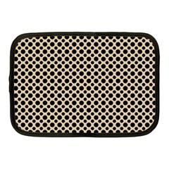 Polka Dots  Netbook Case (medium)