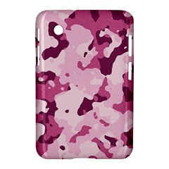 Standard Violet Pink Camouflage Army Military Girl Samsung Galaxy Tab 2 (7 ) P3100 Hardshell Case
