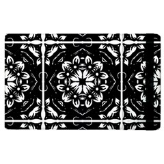 Kaleidoscope Mandala Art Apple Ipad 2 Flip Case
