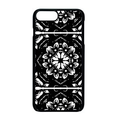 Kaleidoscope Mandala Art Apple Iphone 7 Plus Seamless Case (black) by Pakrebo