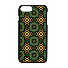 Kaleidoscope Pattern Seamless Apple Iphone 7 Plus Seamless Case (black) by Pakrebo