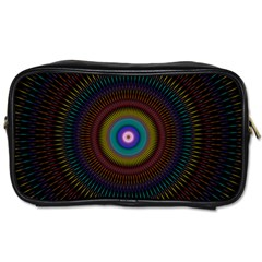 Artskop Kaleidoscope Pattern Toiletries Bag (two Sides)