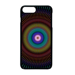 Artskop Kaleidoscope Pattern Apple Iphone 7 Plus Seamless Case (black) by Pakrebo