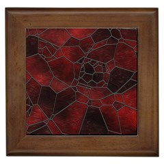 Mosaic Glass Glass Mosaic Colorful Framed Tiles