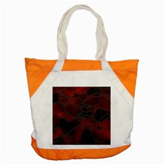 Mosaic Glass Glass Mosaic Colorful Accent Tote Bag