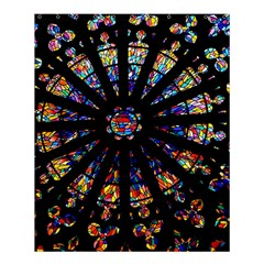 Church Stained Glass Windows Colors Shower Curtain 60  X 72  (medium)