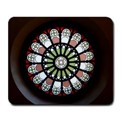 Color Light Glass Large Mousepads