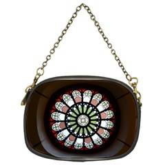 Color Light Glass Chain Purse (one Side) by Pakrebo