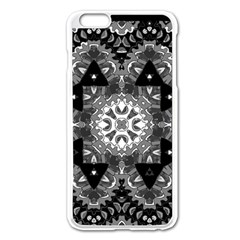 Mandala Calming Coloring Page Apple Iphone 6 Plus/6s Plus Enamel White Case