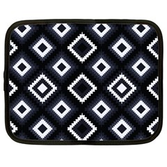 Native American Pattern Netbook Case (large)