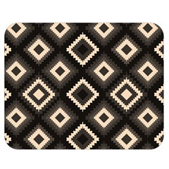 Native American Pattern Double Sided Flano Blanket (medium)