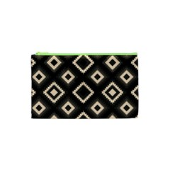 Native American Pattern Cosmetic Bag (xs)