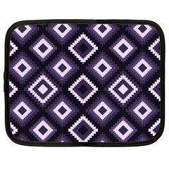 Native American Pattern Netbook Case (xl)