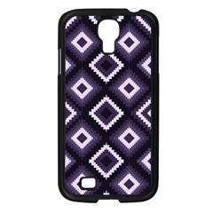 Native American Pattern Samsung Galaxy S4 I9500/ I9505 Case (black)