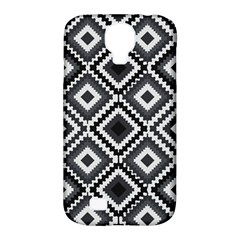 Native American Pattern Samsung Galaxy S4 Classic Hardshell Case (pc+silicone)