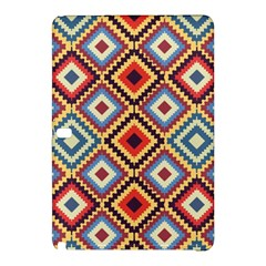 Native American Pattern Samsung Galaxy Tab Pro 10 1 Hardshell Case by Valentinaart