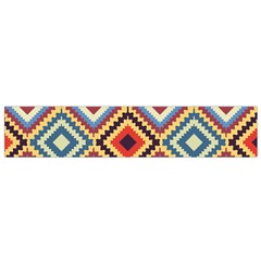Native American Pattern Small Flano Scarf