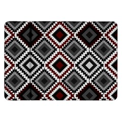 Native American Pattern Samsung Galaxy Tab 8 9  P7300 Flip Case