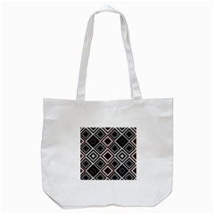 Native American Pattern Tote Bag (white)