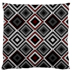Native American Pattern Standard Flano Cushion Case (one Side)