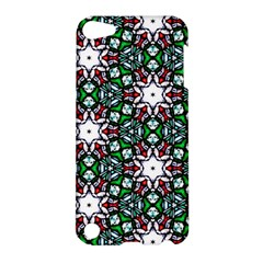 Stained Glass Pattern Church Window Apple Ipod Touch 5 Hardshell Case