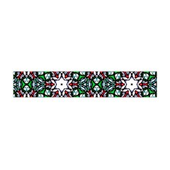 Stained Glass Pattern Church Window Flano Scarf (mini)
