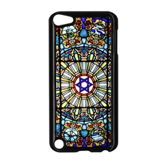 Vitrage Stained Glass Church Window Apple Ipod Touch 5 Case (black)