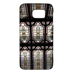 Stained Glass Window Repeat Samsung Galaxy S6 Hardshell Case
