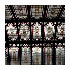 Window Image Stained Glass Medium Glasses Cloth (2 Side)