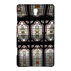 Window Image Stained Glass Samsung Galaxy Tab S (8 4 ) Hardshell Case
